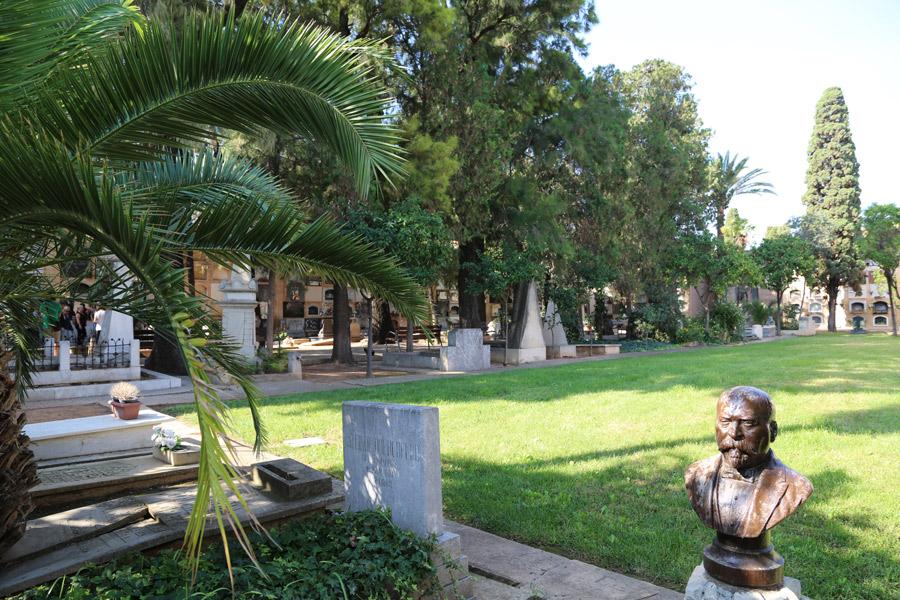 Cementerio Civil, en Museo del Silencio, de JC media