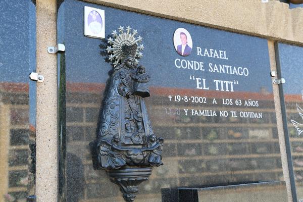 """Rafael Conde """"El Titi"""""""