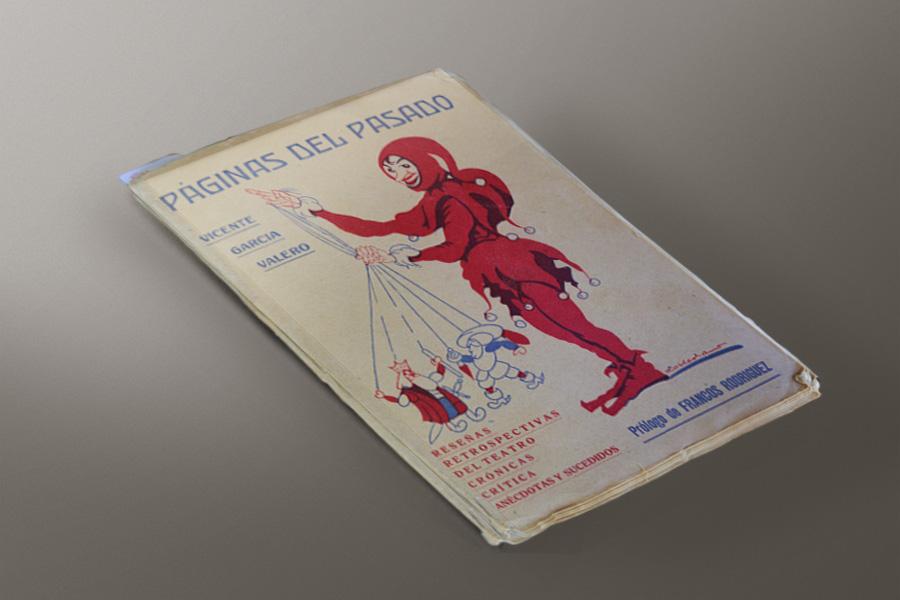 Libro Páginas del pasado. Museo del Silencio. Cementerio General de Vallencia