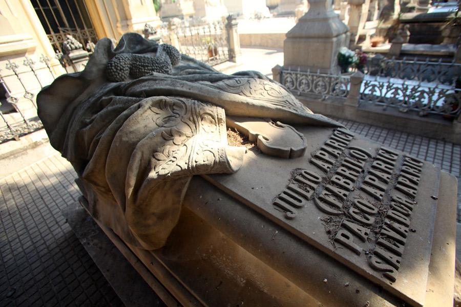tumba hermanos toreros Aparici